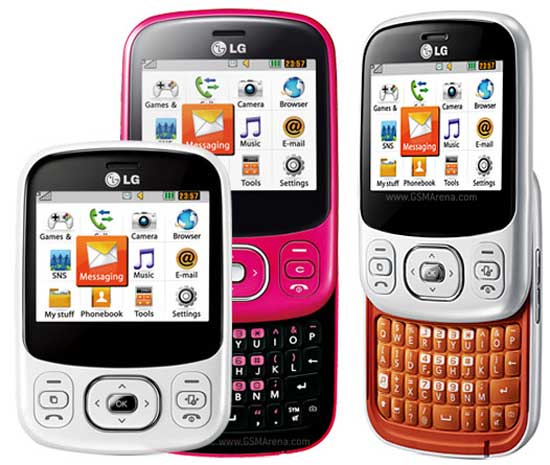 LG Intouch Lady