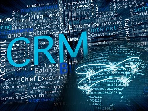 Un CRM un software de gestión